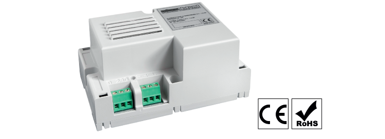 POWER SUPPLY UNITS FOR PERMANENT AND EMERGENCY LIGHTING COMBINED WITH LPL AND LPLR LIGHTING FIXTURES